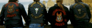 Satans Soldiers MC Patches