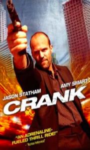 Sin City Deciples Crank Movie DVD