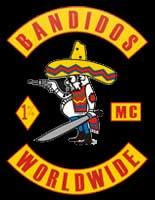 Jock Ross Bandidos MC Logo