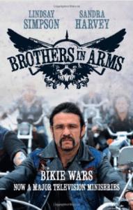 Jock Ross Book Brothers In Arms Bikie Wars