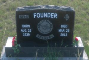 Sons of Silence MC Bruce G Richardson grave