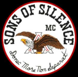 Sons of Silence MC Patch Logo