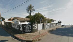 Abutre's MC clubhouse Florianopolis Brazil