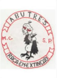Abutre's MC patch logo 1