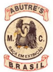 Abutre's MC patch logo 3