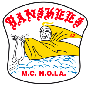 Banshees MC Patch Logo