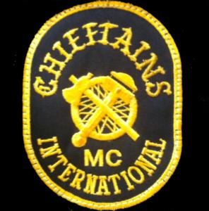 Chieftains MC patch logo