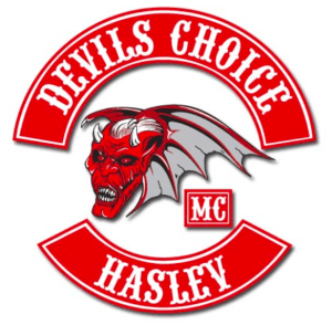 Devils Choice MC patch logo