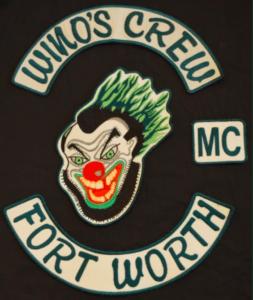 Wino's Crew MC patch logo
