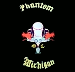 phantom outlaw mc patch logo