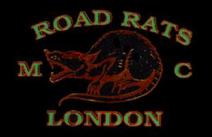 Road Rats MC patch logo
