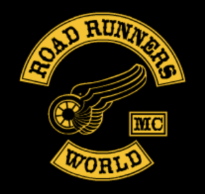 Road Runners MC patch logo