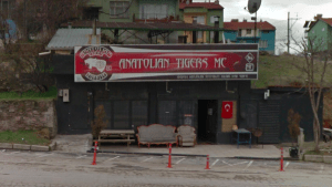 Anatolian Tigers MC clubhouse Uşak Turkey