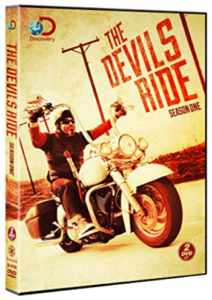 Laffing Devils MC The Devils Ride Season 1 DVD