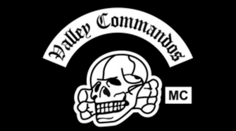 Valley Commandos MC patch logo-1000x500