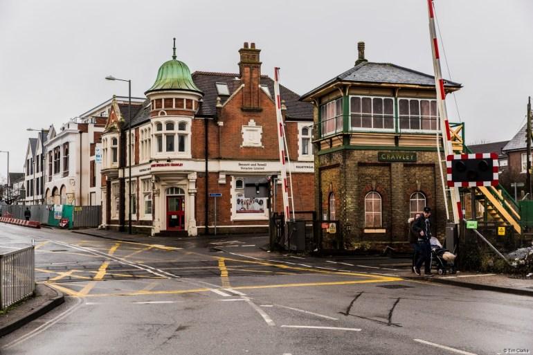 Crawley History.