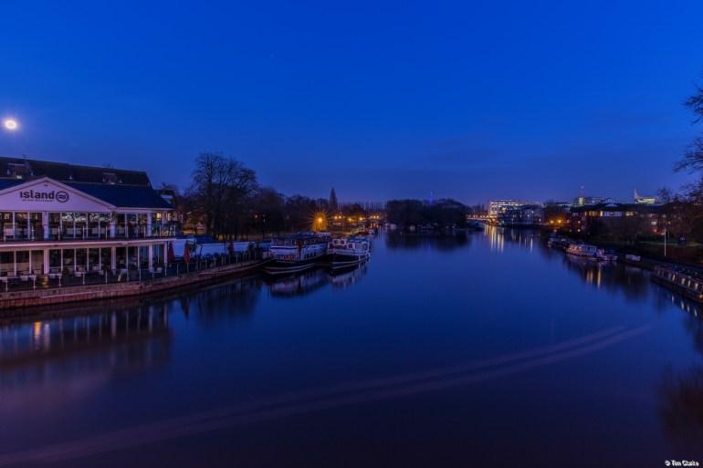 Thames at Dusk.