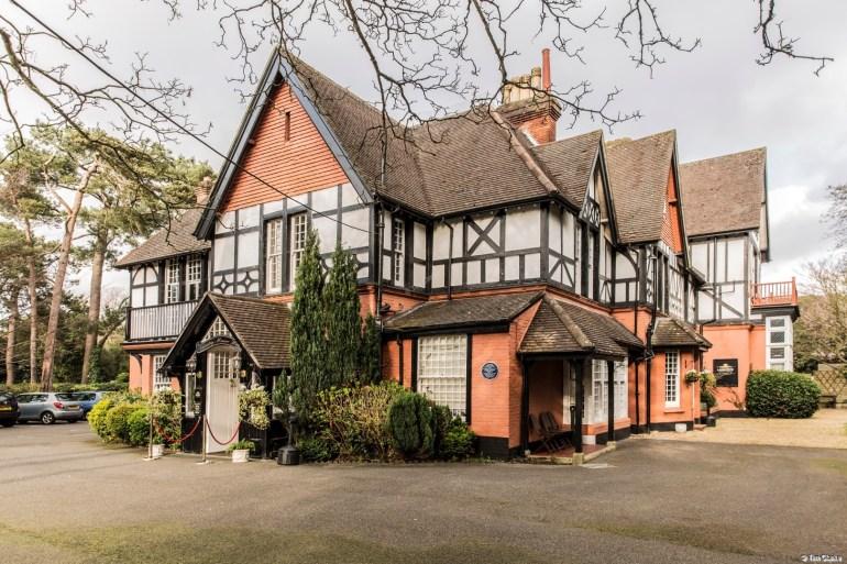 Langtry Manor: Love nest of Edward VII.