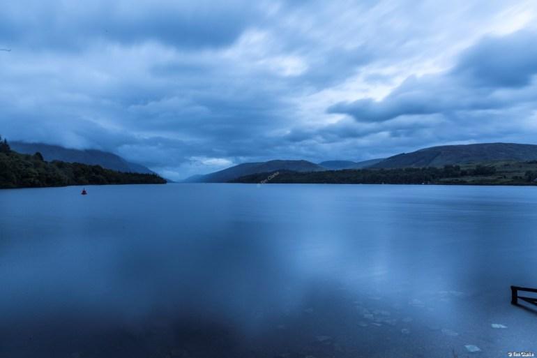 Loch Lochy: Looking Towards Inverness.