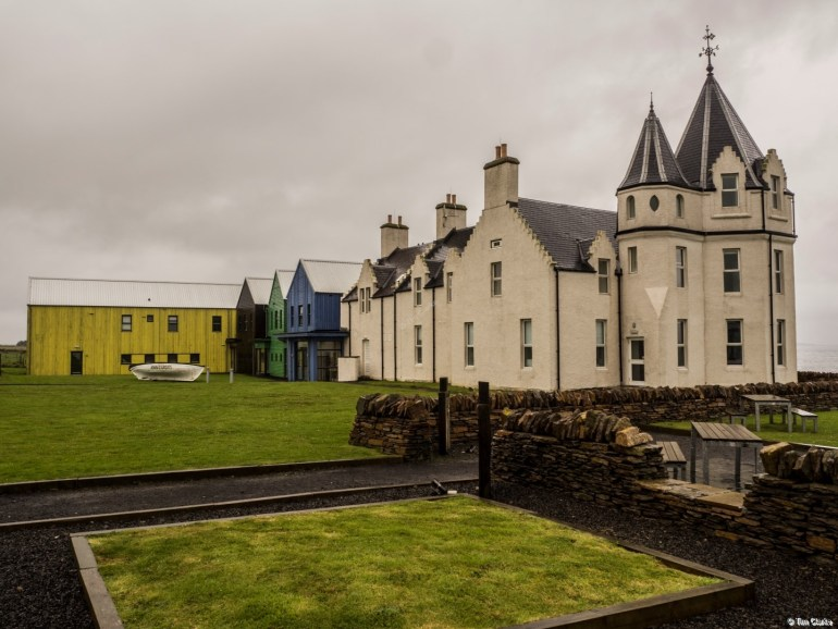 John O'Groats: Not Quite the Inn at the End of the World (with apologies to Douglas Adams!)