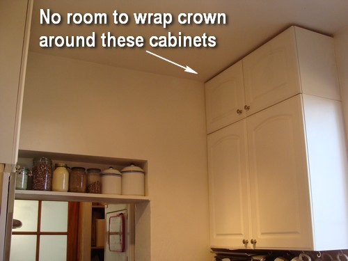 How To Design And Install An Improvised Kitchen Crown