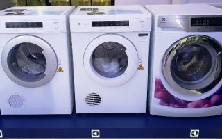 Electrolux FashionCare Season 2 Electrolux UltimateCare Washer Dryer