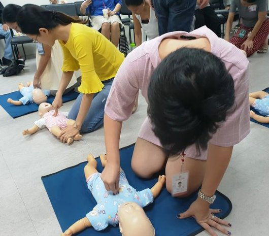 Glenmark Philippines First Aid For Kids PH