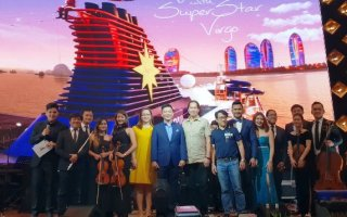 SuperStar Virgo Holiday Concept Cruises
