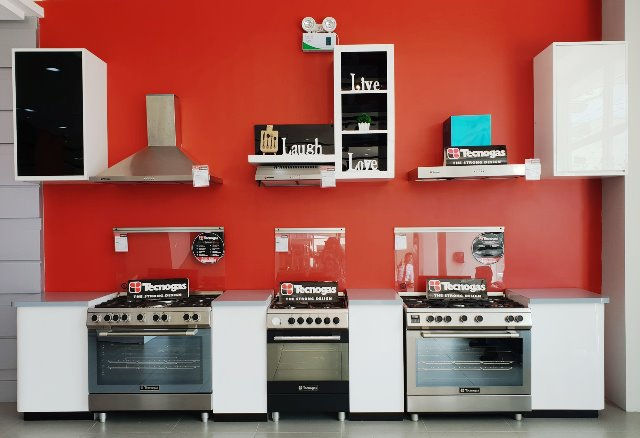 Tecnogas Italian Appliances - Your Cooking Partner #TecnogasPH