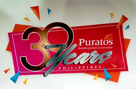 PURATOS Philippines Celebrated its 30TH Anniversary