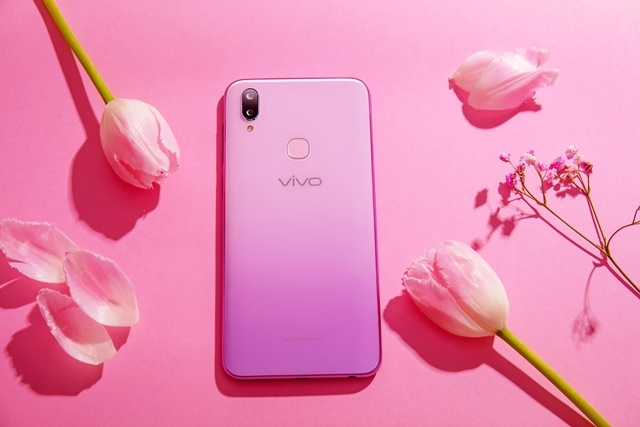 The V11i in Fairy Pink Shows the Sweet Side of VIVO