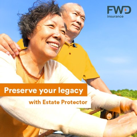 FWD Insurance Set for Tomorrow Estate Protector