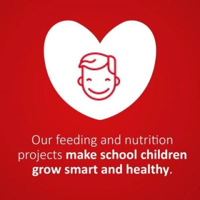 KINDer Feeding and Nutrition Projects