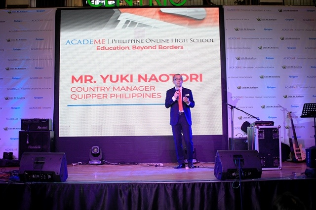 Japanese EdTech QUIPPER to Power Academe Philippine Online High School