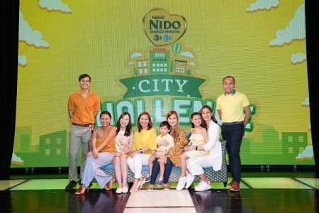 NIDO 3+ and 5+ City Challenge