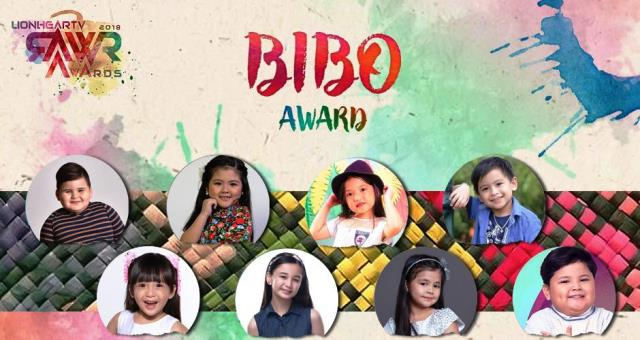 RAWR Awards 2018 BIBO Award