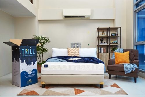 Uratex TRILL: Mattress in a Box Improves Sleep Quality