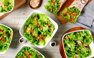 foodpanda - Healthy First Go! Salad
