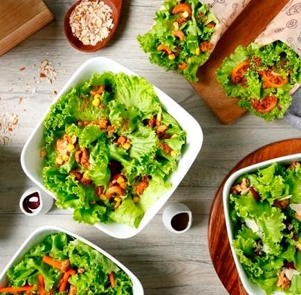 foodpanda - Healthy First Go! Salad