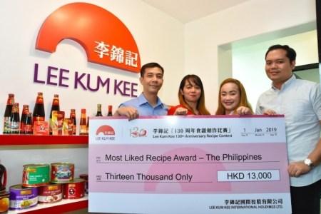 Lee Kum Kee Philippines 130th Anniversary Winners