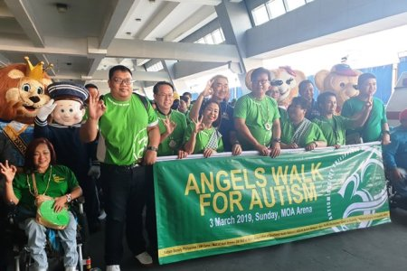 Angels Walk for Autism 2019