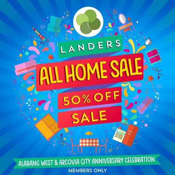 Landers Alabang West and ArcoVia City
