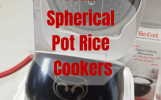 Tefal Spherical Pot Rice Cookers