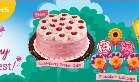Goldilocks Mother's Day Themed Cakes