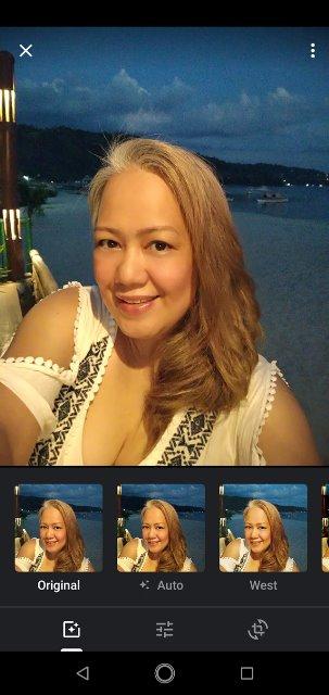 ASUS Zenfone Max Pro M2 Camera Filter Original