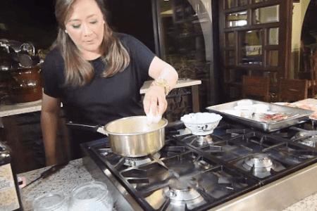 Chef Reggie Aspiras Kitchen Rescue