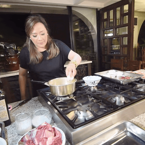 Chef Reggie Aspiras Kitchen Rescue