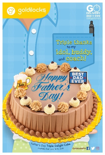Goldilocks Fathers Day Cake