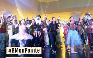 Ballet Manila On Pointe