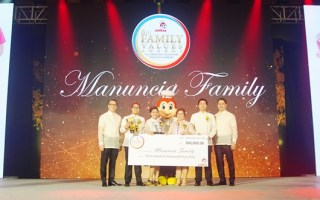 Jollibee Family Values Awards Manuncia